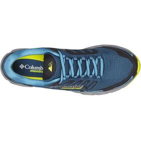 Columbia Bajada III - Zapatillas running Hombre - azul